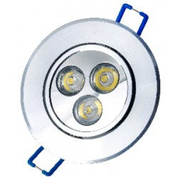 Oprawa Downlight LED 3W