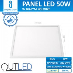 Panel LED slim 50W AIGOSTAR